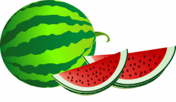 Melon clipart watermelon