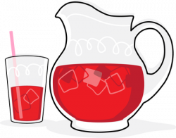 Kool-Aid clipart red