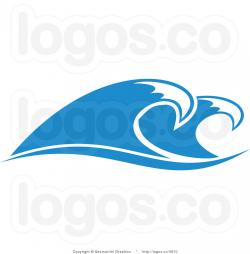 Surfer clipart ocean wave