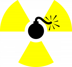Nuclear Explosion clipart nuclear missile