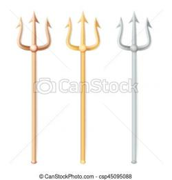 Weapon clipart trident