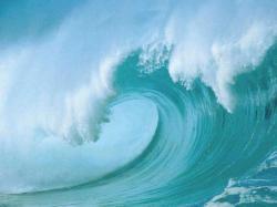 Monster Waves clipart tide