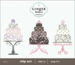 Wedding Cake clipart wedding celebration