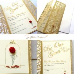 Wedding clipart beauty and the beast