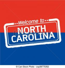 Welcome To North Carolina Clipart