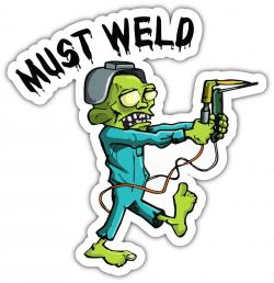 Welding clipart funny