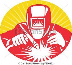 Welder clipart tig welding