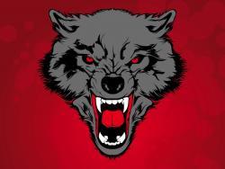 Fangs clipart wolf