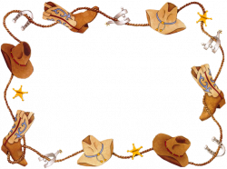 Wild West clipart western theme
