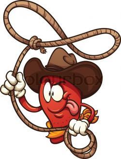 Western clipart chili