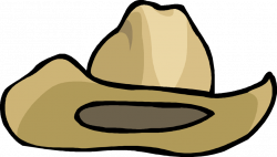 Wild West clipart hat