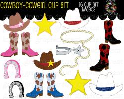 Wild West clipart cap