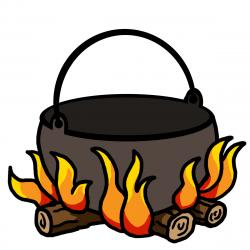 Camp Fire clipart campfire cooking