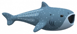 Sharkwhale clipart octonauts