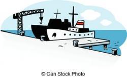 Wharf clipart