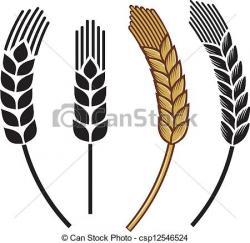 Oat clipart sheaf wheat