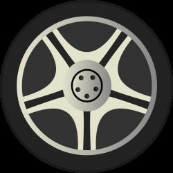 Race Car clipart tire