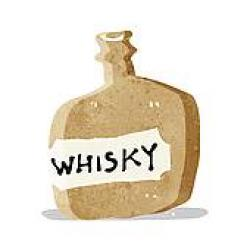 Whisky clipart