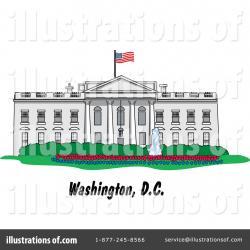 Washington clipart White House Clipart