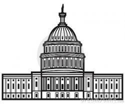 Dome clipart capitol hill
