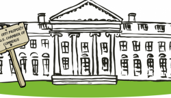 White House clipart government regulation