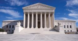 Bulding  clipart united states supreme court