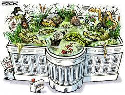 White House clipart political