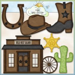 Ranch clipart wild west