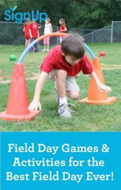 Wild West clipart field day games