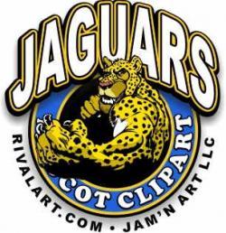 Soccer clipart jaguar