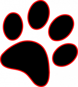Paw clipart lioness paw