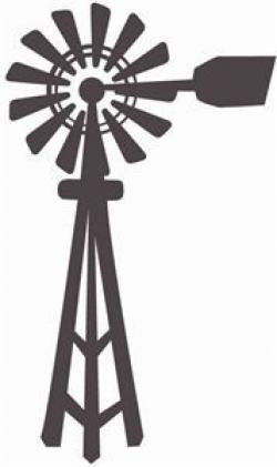 Mill clipart farm windmill
