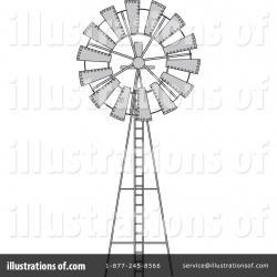 Windmill clipart australian