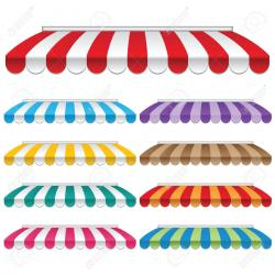 Canopy clipart window awning