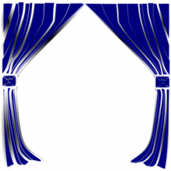 Curtain clipart transparent