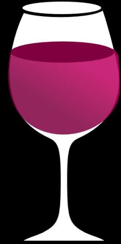 Goblet clipart wine glass
