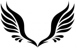 Tribal clipart angel