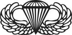 Army clipart airborne