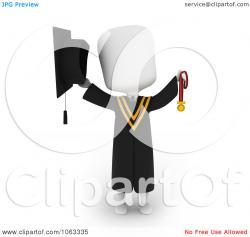 Ceremony clipart service award