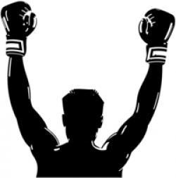 Boxer clipart champion