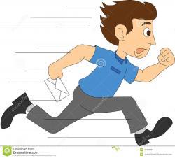 Roadrunner clipart fast runner