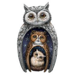 Barred Owl clipart wisdom