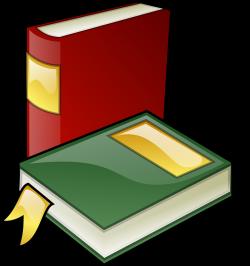 Bookcase clipart literature