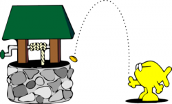 Well clipart wishing well