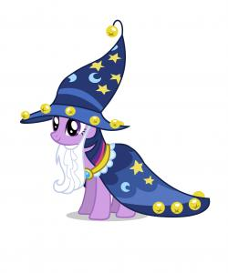 Twilight clipart halloween witch