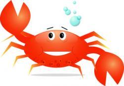Wizard clipart crab