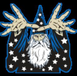 Wizard clipart hands
