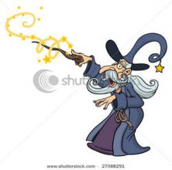 Wizard clipart spelling