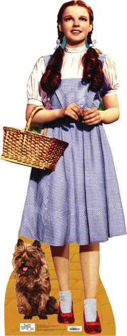 Wizard Of Oz clipart oz full body