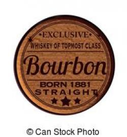 Wodka clipart bourbon